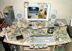 Заработок больших денег в интернете