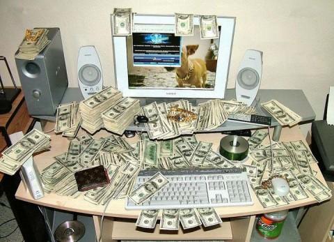 Заработать большие деньги в интернете